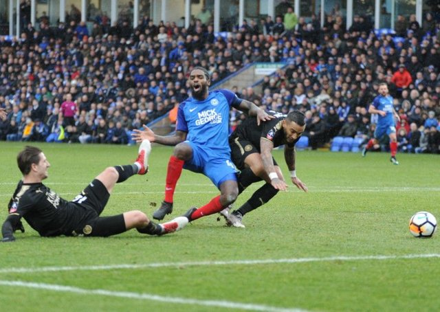 Match Comment Peterborough United 1 Leicester City 5 A Record Breaking Posh Defeat And A Timid Performance Still Requires Some Context Peterborough Telegraph