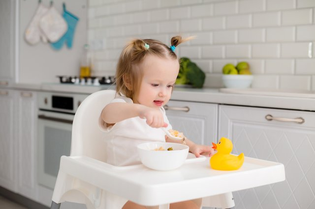 Best high chairs for babies and toddlers UK