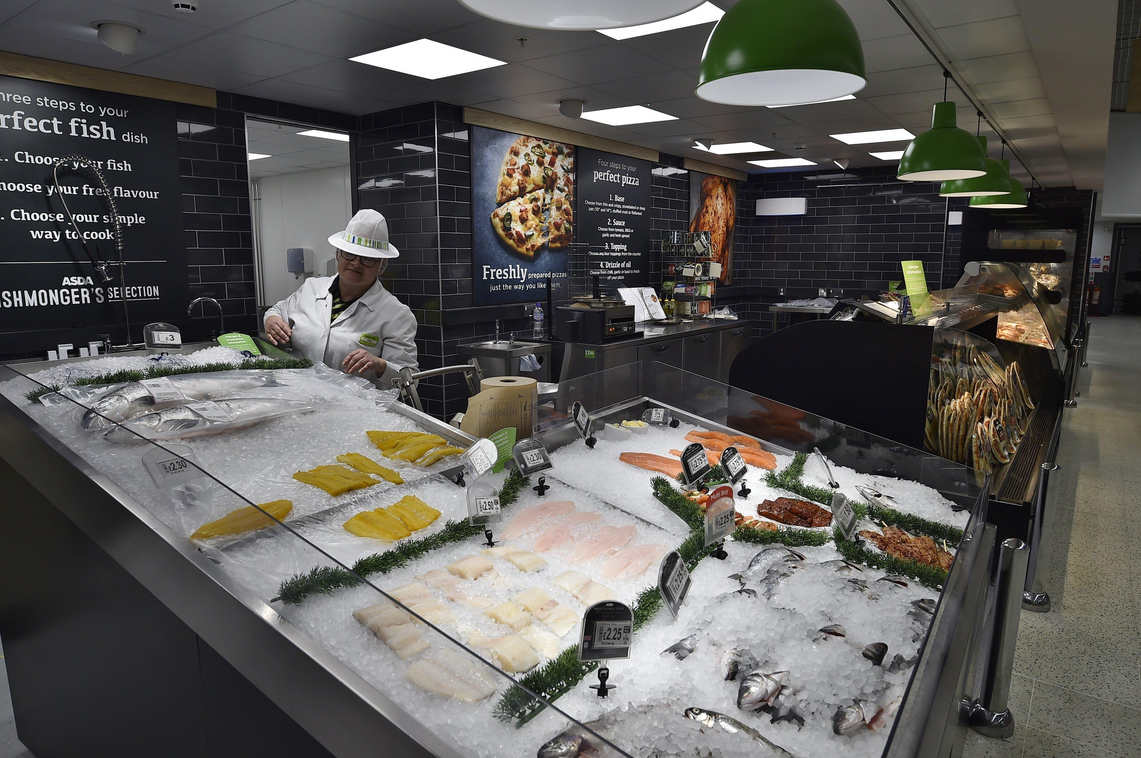 Take A Look Inside Asda In Peterborough After 4m Revamp