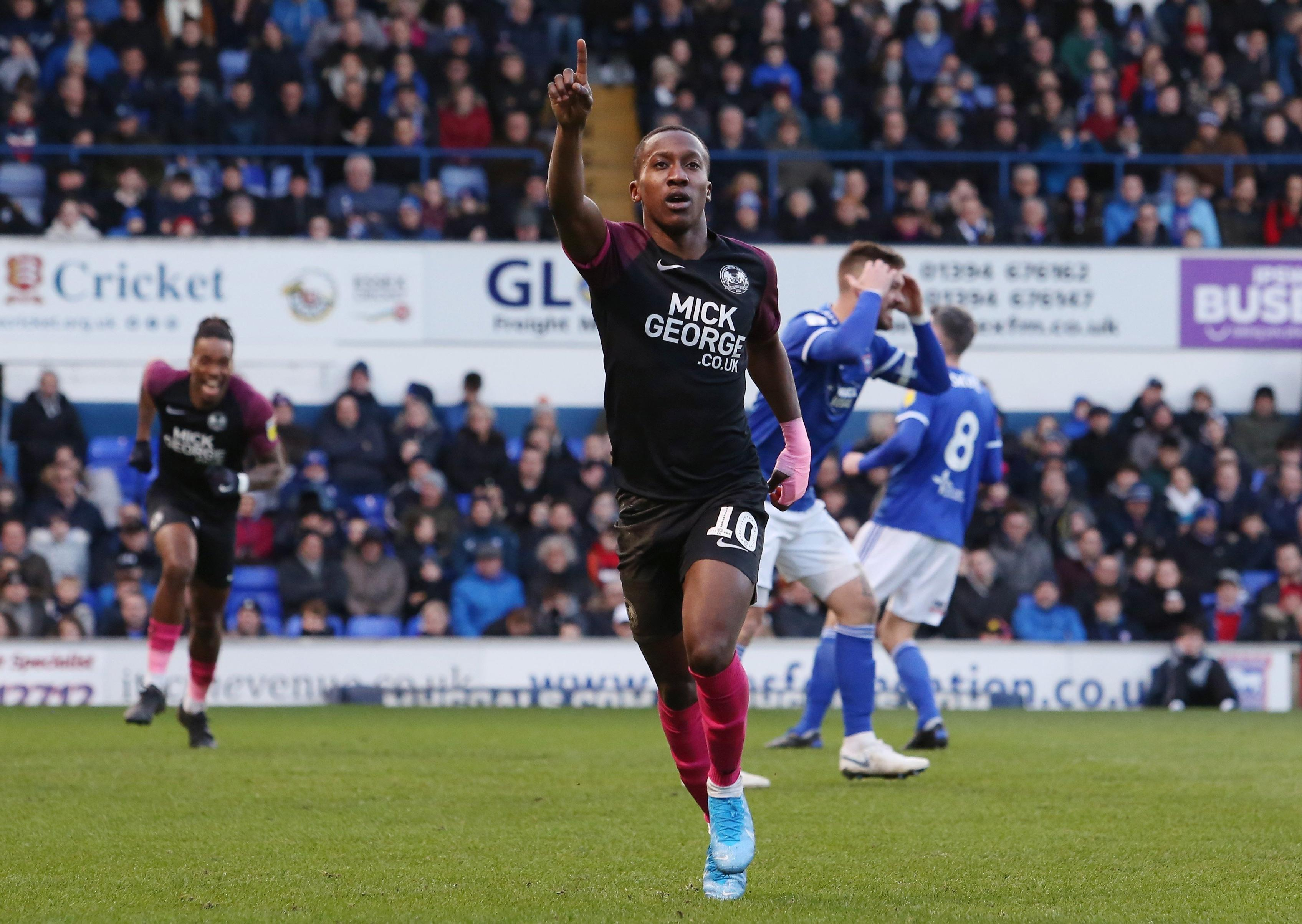 Peterborough United manager praises 'destructive' Siriki Dembele and 'savvy' Nathan Thompson as Posh prepare for another big game against promotion rivals Oxford United | Peterborough Telegraph
