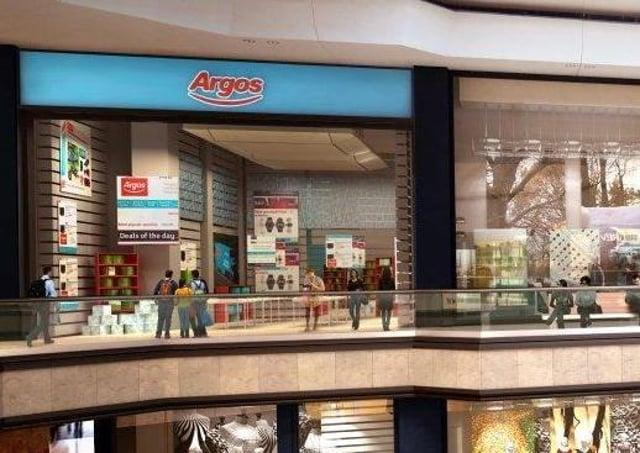 Argos in Queensgate