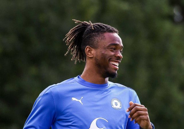 Ivan Toney thanks Peterborough United for the platform and ...