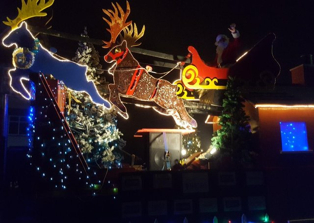 Santa will not be touring the streets for charity with Lincolnshire's firefighters this year. EMN-200212-113344001