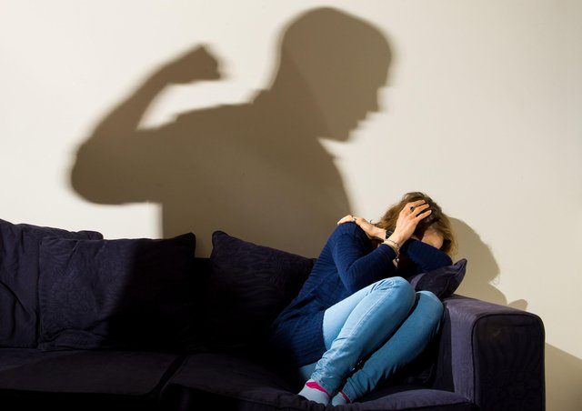 Cambridgeshire police made hundreds of arrests involving domestic abuse during lockdown. Photo: PA EMN-200412-152527001