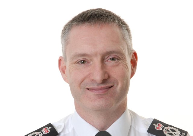 New Year honour for retired Chief Constable of Lincolnshire Bill Skelly. EMN-201231-091706001