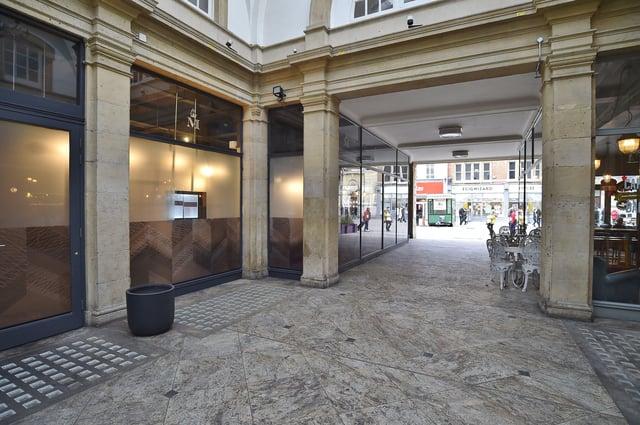 St Peter's Arcade