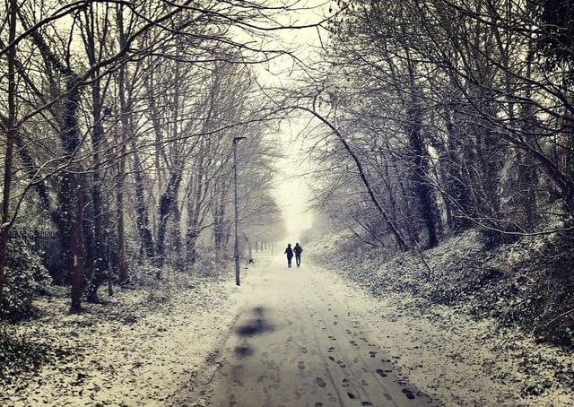 Your pictures as snow falls in Peterborough   Peterborough Telegraph