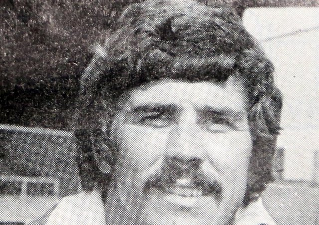 Peter Hindley in his Posh days.