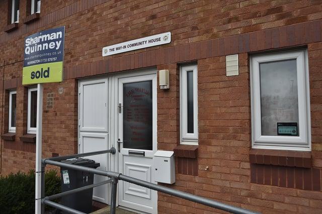 Way In Community House in Copsewood, Werrington