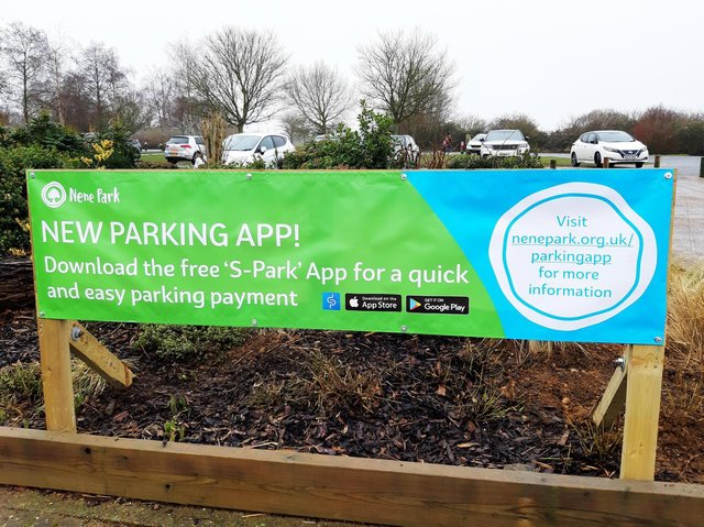 The new app will help visitors to Ferry Meadows