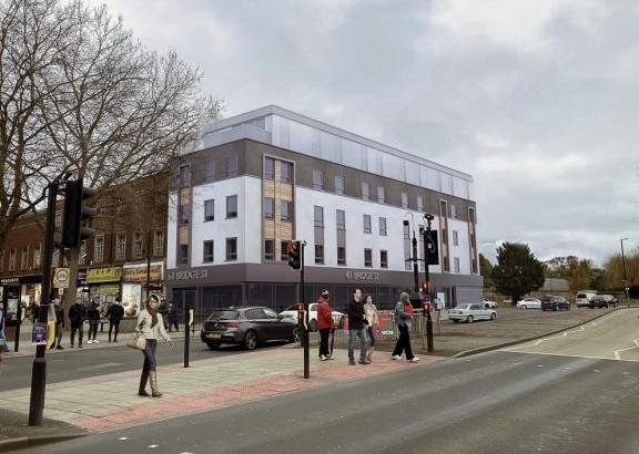 Plans have been submitted for the former Poundland store in Bridge Street
