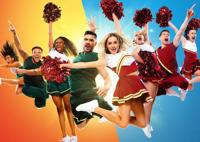 Bring It On The Musical is opening in Peterborough.Photo: Uli Weber