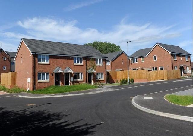 A Medesham Homes scheme in Belle Vue, Stanground