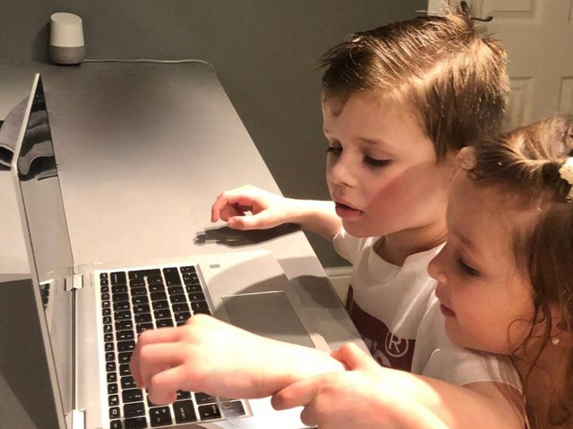 Pupils will be able to use the laptops to help with their school work