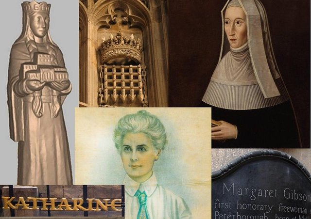 Peterborough Cathedral's finest women through history
