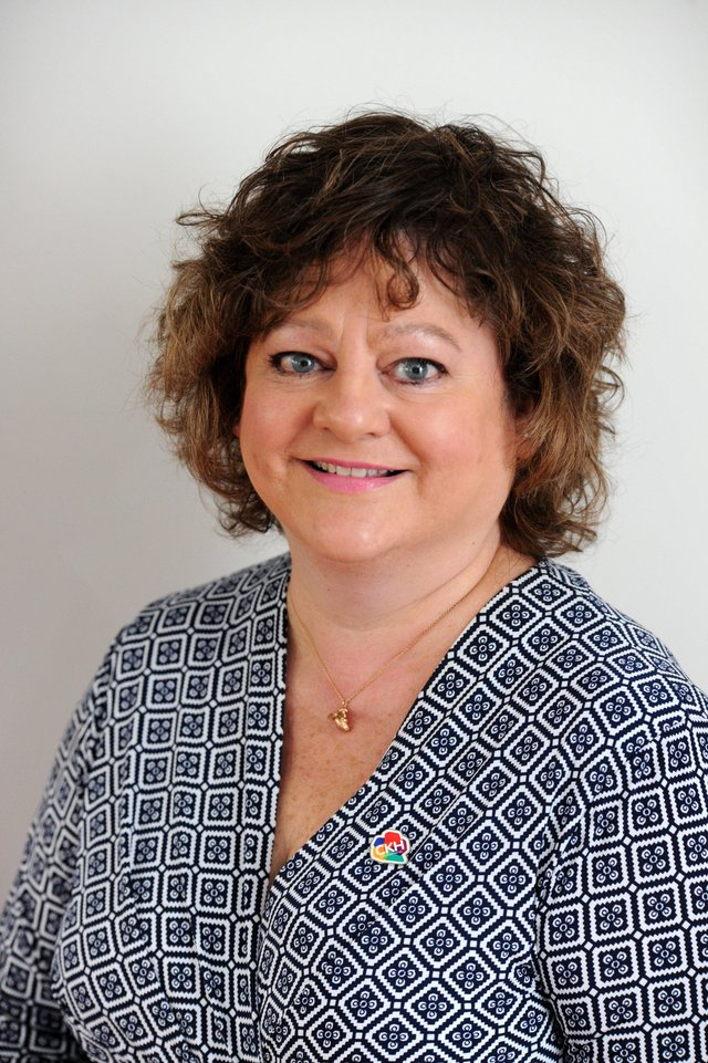 Claire Higgins, chief executive of Cross Keys Homes.
