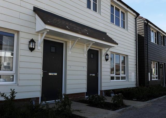 Housing from Cross Keys Homes.