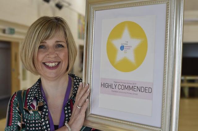 Fourfields headteacher Sue Blyth EMN-191127-150204009