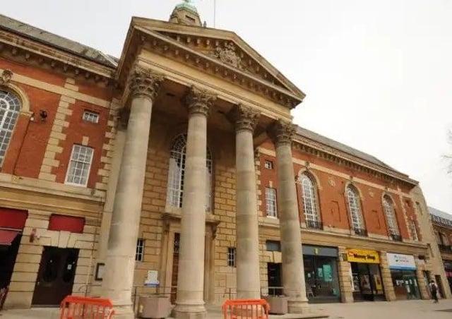 Peterborough Town Hall