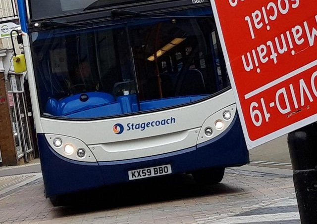 Mayor James Palmer is planning to set up bus franchise system in Peterborough and Cambridgeshire