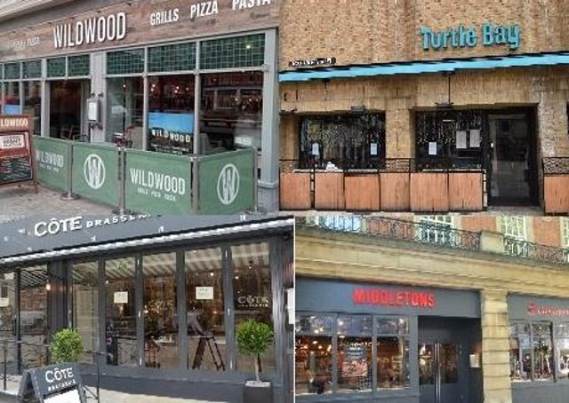 Which chain restaurant are you looking forward to reopening?