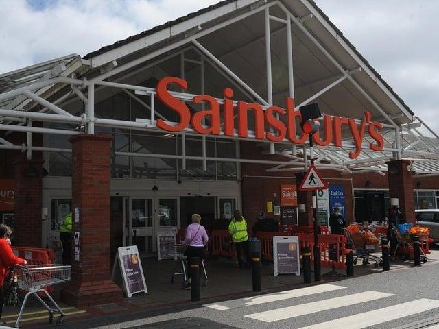 Sainsbury's in Oxney Road