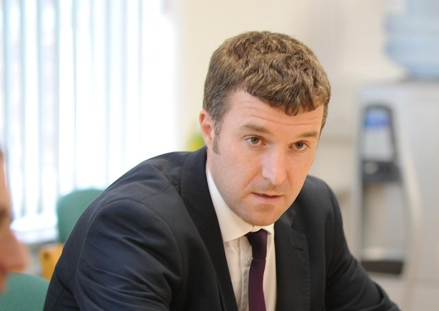 Jonathan Lewis, service director for education at Peterborough City Council and Cambridgeshire County Council