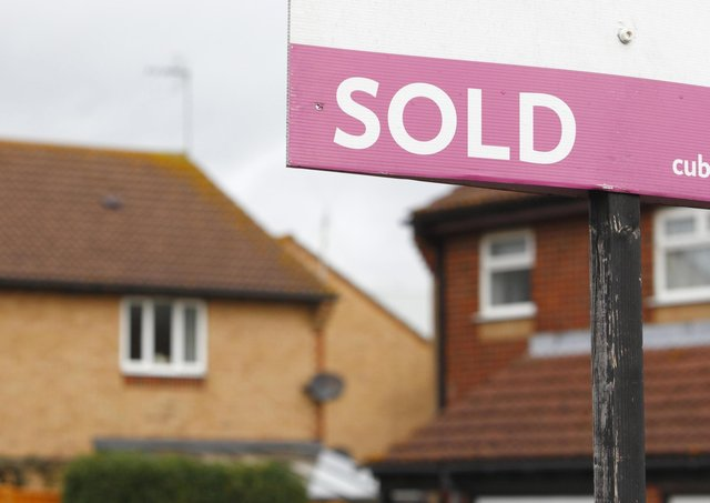 First-time buyers in Peterborough could particularly benefit from the Government-backed 5% deposit mortgage scheme. Photo: PA EMN-211103-152516001