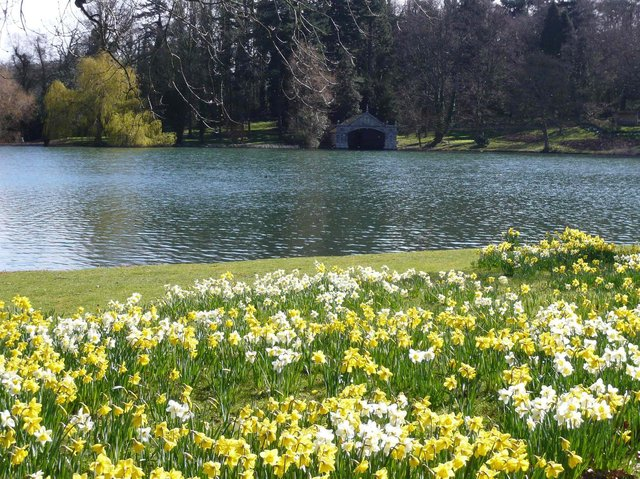 Burghley is set to re-open the gardens later this month