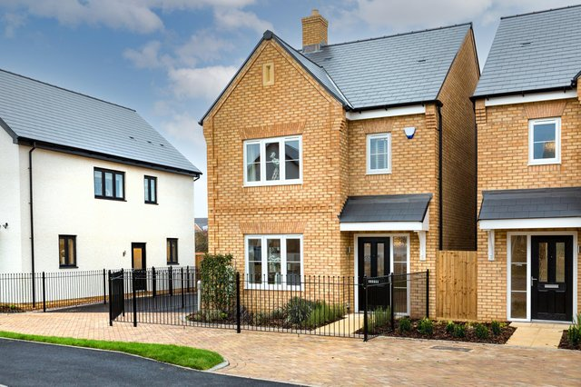 130 new homes are being planned for Oundle