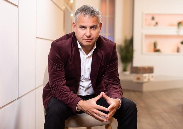 Jamie Martin, chief executive of Ideal World.
