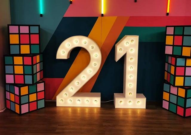Ideal World celebrates its 21st anniversary.