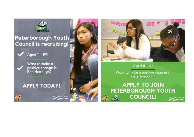 Peterborough Youth Council is seeking new members