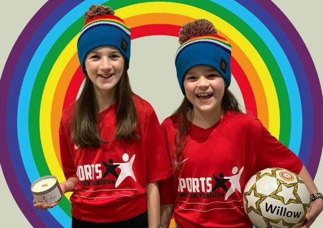 Sports Connection Foundation (SCF), the Peterborough-based children's charity that uses sport to inspire young people, has announced a new partnership with Wilcie, an online clothing business created by schoolgirls Willow and Macie Chillingworth. EMN-210318-142224001
