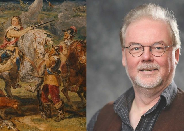 Stuart Orme - The Cromwell Museum Lecture series