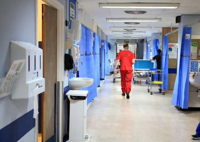 Thousands of Peterborough area patients had been waiting more than three months for medical tests at North West Anglia Trust hospitals at the end of January, as the NHS continued to battle backlogs caused by Covid-19. Photo: PA EMN-210318-170154001
