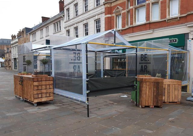 What can be done to support the city centre?