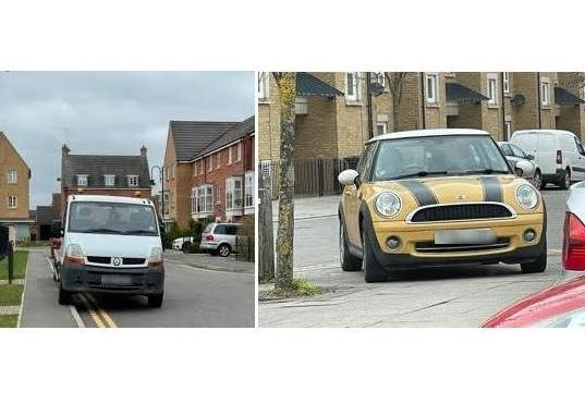 Hampton Parish Council wants to see greater enforcement of parking