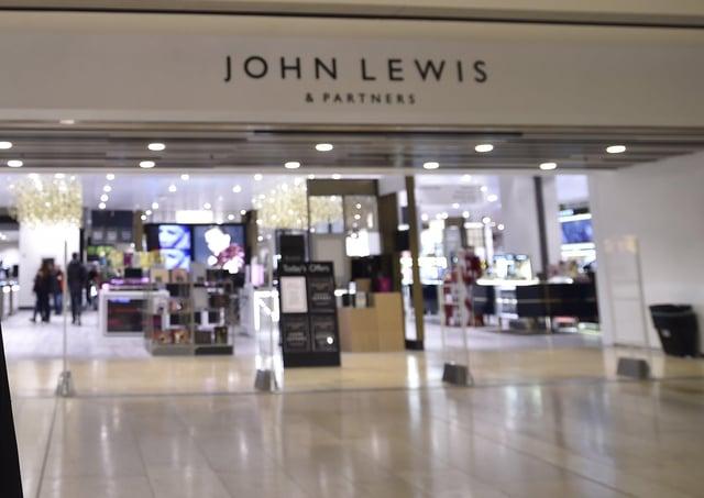 John Lewis Queensgate after its £21 million revamp. EMN-191125-184936009