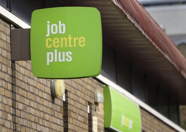 Highest number of Peterborough residents claiming unemployment benefits since pandemic began. Photo: PA EMN-210325-095614001