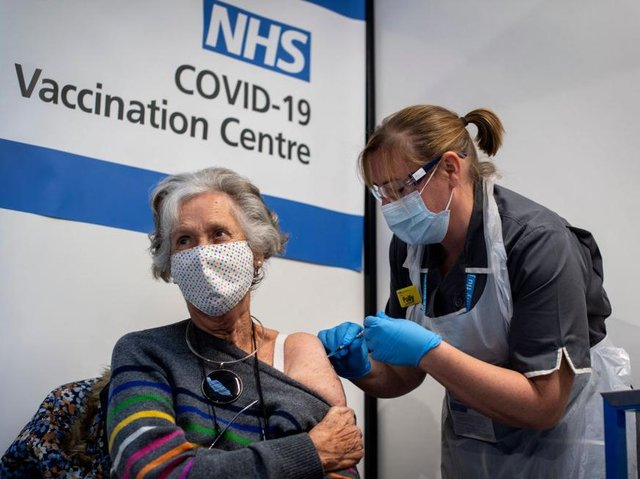 Nearly 20,000 Cambridgeshire residents had their second dose of the vaccine last week