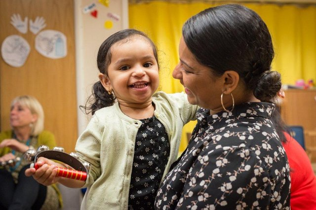 The National Literacy Trust in partnership with Peterborough Reads will be going live via Zoom to host its second Hungry Little Minds digital family day
