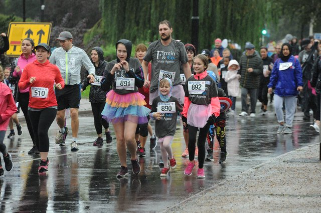 The fun run was last held in 2019, although the half marathon was cancelled due to a security issue