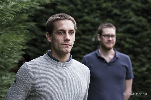 Ryan and Luke Hart
