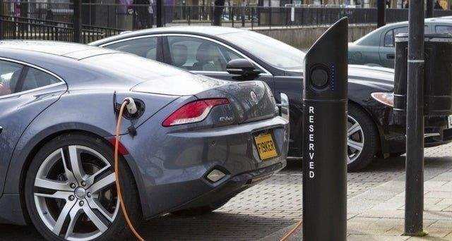 Electric vehicle charging points are to be introduced at Car Haven Car Park