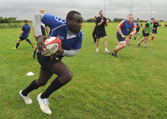 Touch rugby is now available at Peterborough RUFC