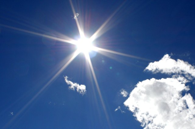 Enjoy the spring sunshine while it lasts, with cooler temperatures expected later in the week