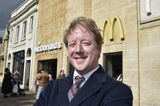 Peterborough MP Paul Bristow. EMN-200721-155726001