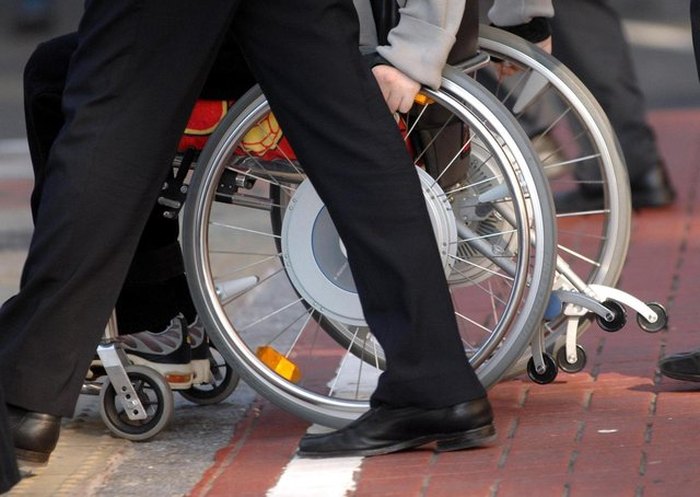 More than 1,000 disabled people in Peterborough have taken the Government to tribunal over benefit payments and nearly two-thirds won, figures show. Photo: PA EMN-210104-103236001