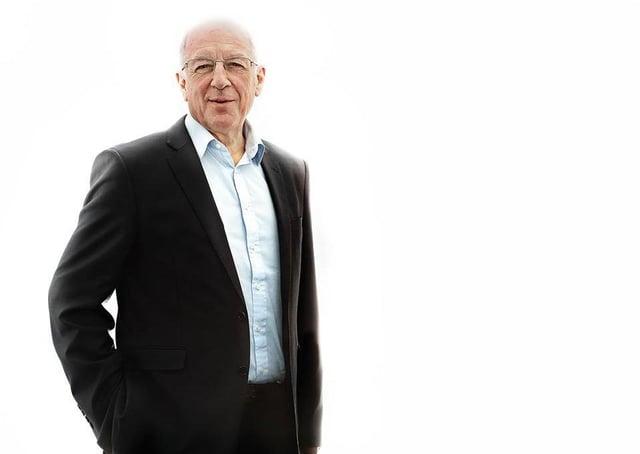 Nick Moger, chairman of Peterborough-based Marmalade.